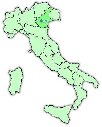 Cartina Italia Vicenza.Comune Di Thiene Vivere Dettaglio Myp